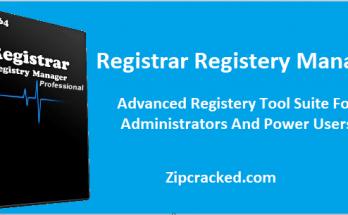 Registrar Registry Manager Pro Crack