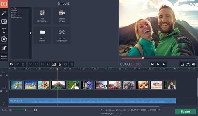 Movavi Video Editor 40.4.1