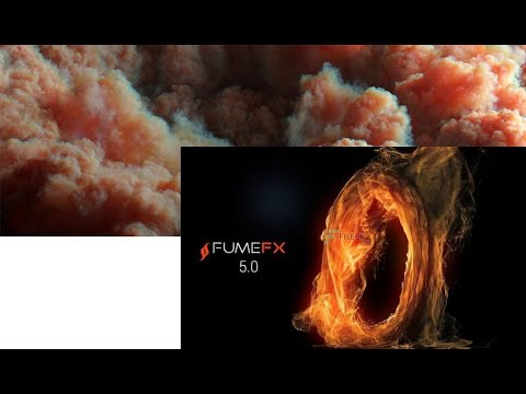 FumeFX 5.0.5 for 3d MAX