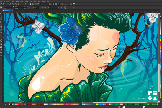 Corel Draw X8 Graphic Suite