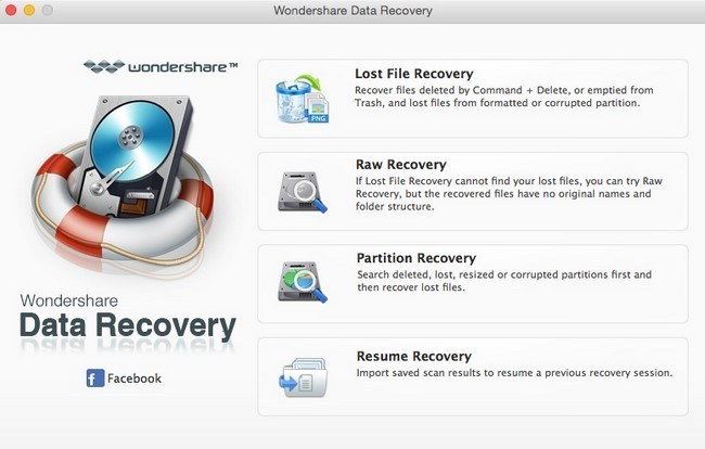 Wondershare Recoverit Data Recovery