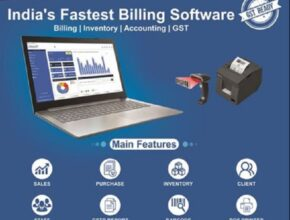 Hitech BillSoft GST Billing Software