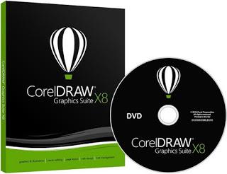 Corel Draw X8 Graphic Suite
