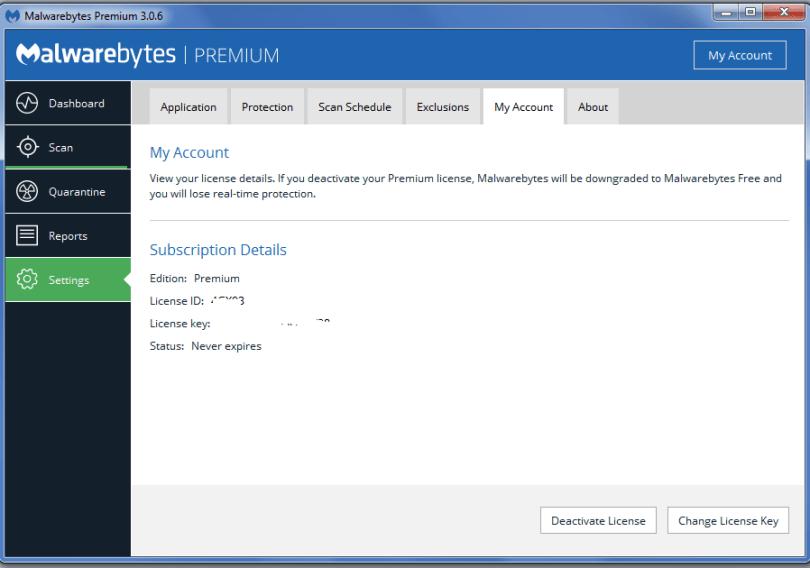Malwarebytes 4 Premium