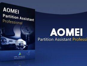 AOMEI Partition Assistant Pro