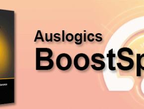 Auslogics BoostSpeed