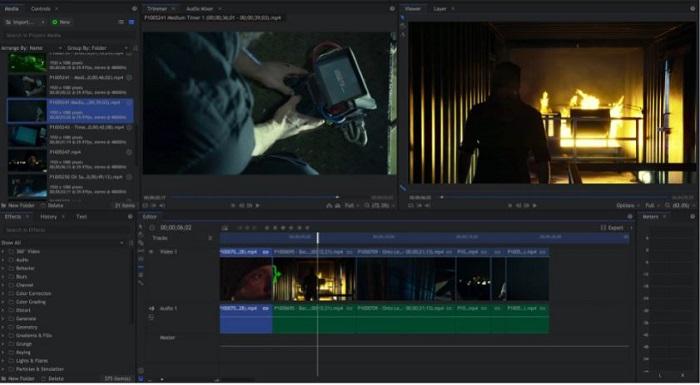 HitFilm Pro 16