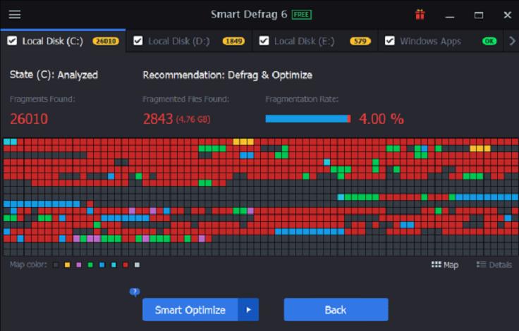 IOBit Smart Defrag 7 Pro