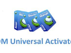 IDM Universal Activator