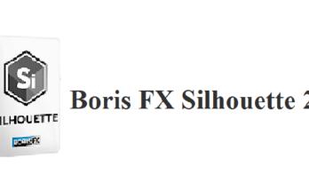 Boris FX Silhouette Crack
